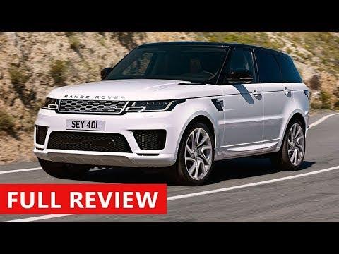 2018 Range Rover Sport Review - A Bigger Range Rover Velar ??!!