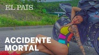 Muere Olga Pronina, la reina de las motos en Instagram | Vídeo