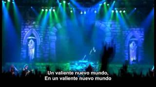 Brave New World - Iron Maiden (Subtitulos Español)