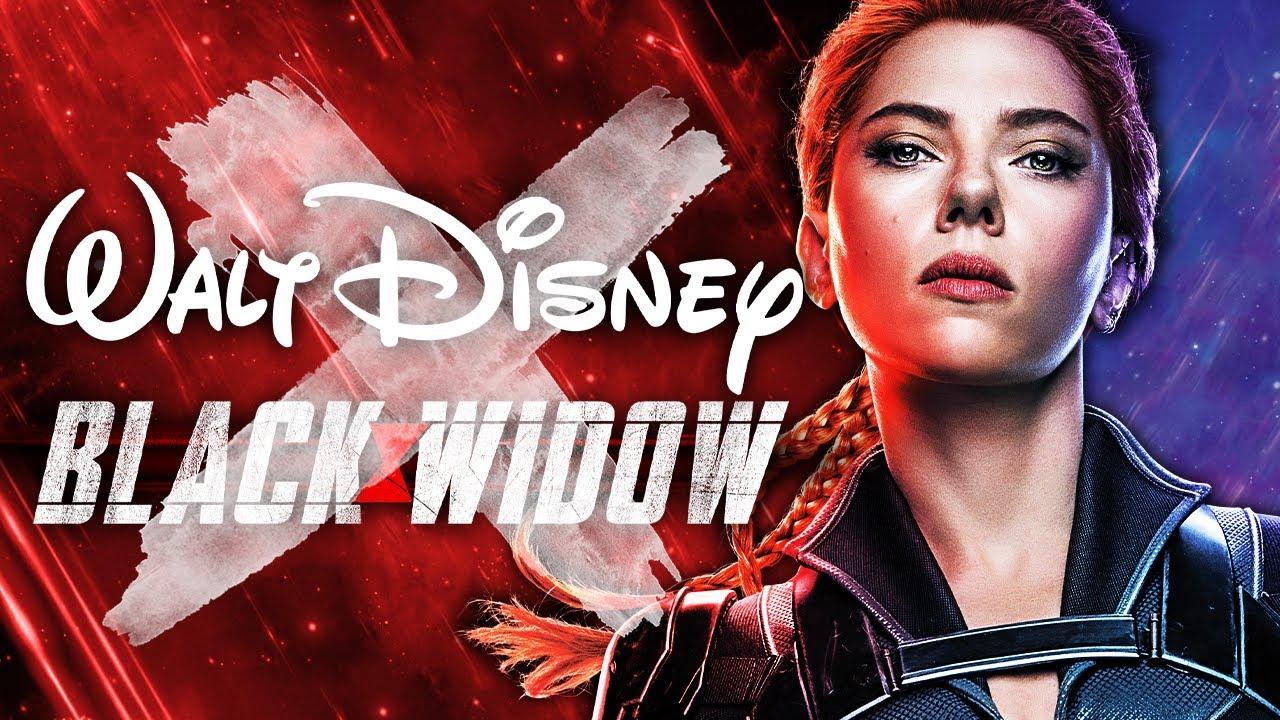 BREAKING: Scarlett Johansson (CZARNA WDOWA) Pozwała DISNEY Na Ogromną Sumę Pieniędzy!
