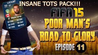 Poor Man's Rtg #11 - Omfg Luckiest Tots Mls Free Pack!!!!! Fifa 15 Ultimate Team