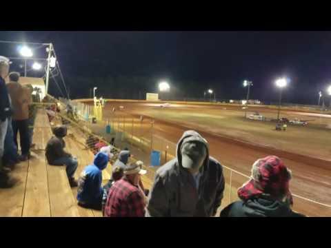 Wally Fowler #4 Modoc Speedway Main