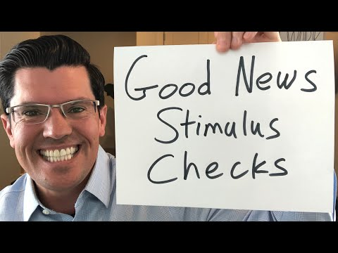 GOOD NEWS!! Stimulus Check 2 & Second Stimulus Package update Tuesday September 15th.
