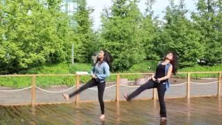 akhiyan milau choreography akanaach
