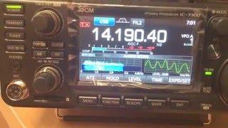 icom ic 7300