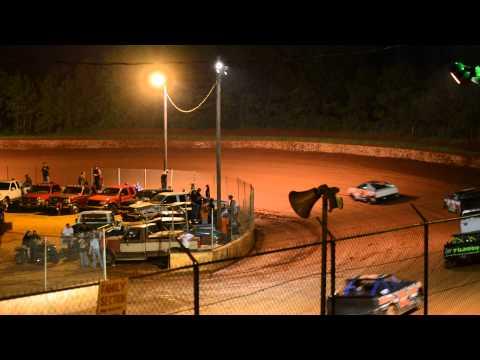 laurens speedway 4cyl 8/9/14
