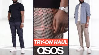 ASOS Pants Try On Haul 2019 | SPRING PATTERNS | Trousers Outfit Inspiration
