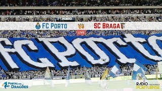 Relato do FC Porto vs SC Braga