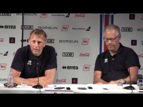 Iceland Press Conference Annecy 29.06.2016