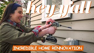 You Have To See This Incredible Home Renovation | Hey Y'all | Southern Living