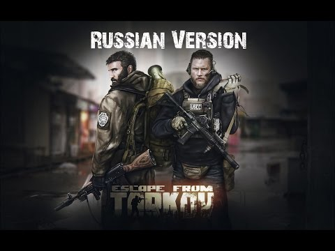 Escape from Tarkov Full Russian version Alpha Developer Stream  May 18