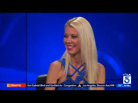 "Tara Reid on What's New in the Final ""Sharknado"" Movie"