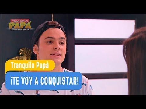 Tranquilo Papá - ¡Te voy a conquistar! - Santiago y Madonna / Capítulo 3