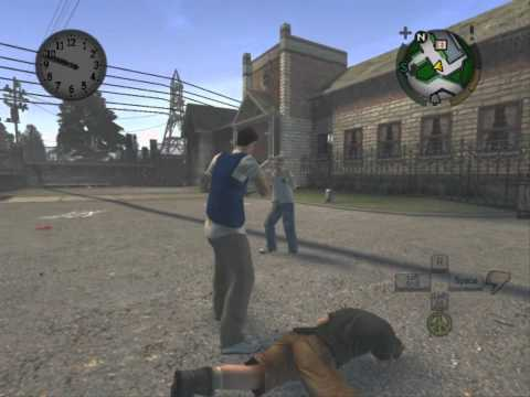 Bully Scholarship Edition Modding - Different Fighting Styles