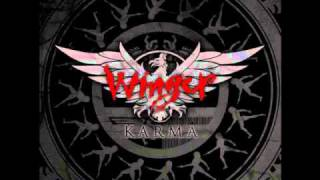Winger - Witness
