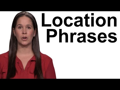 English Grammar: Sentence Phrases from YouTube · Duration:  10 minutes 5 seconds