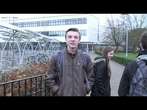 Witham Sixth Forms Christmas Video 2016