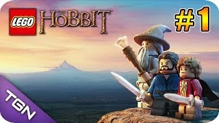 LEGO The Hobbit - Gameplay Español - Capitulo 1 - HD 720p
