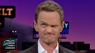 Neil Patrick Harris Has Mastered Facial Expressions