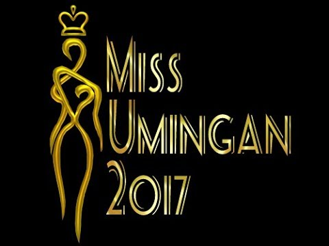 Miss Umingan 2017 Pageant Night