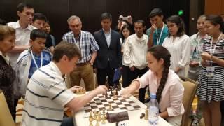 Eurasian Blitz Chess Cup, Almaty, Kazakhstan.  XXI - round. 19. 06. 2016(, 2016-06-19T10:57:07.000Z)