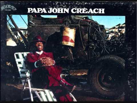 papa john creach - filthy funky