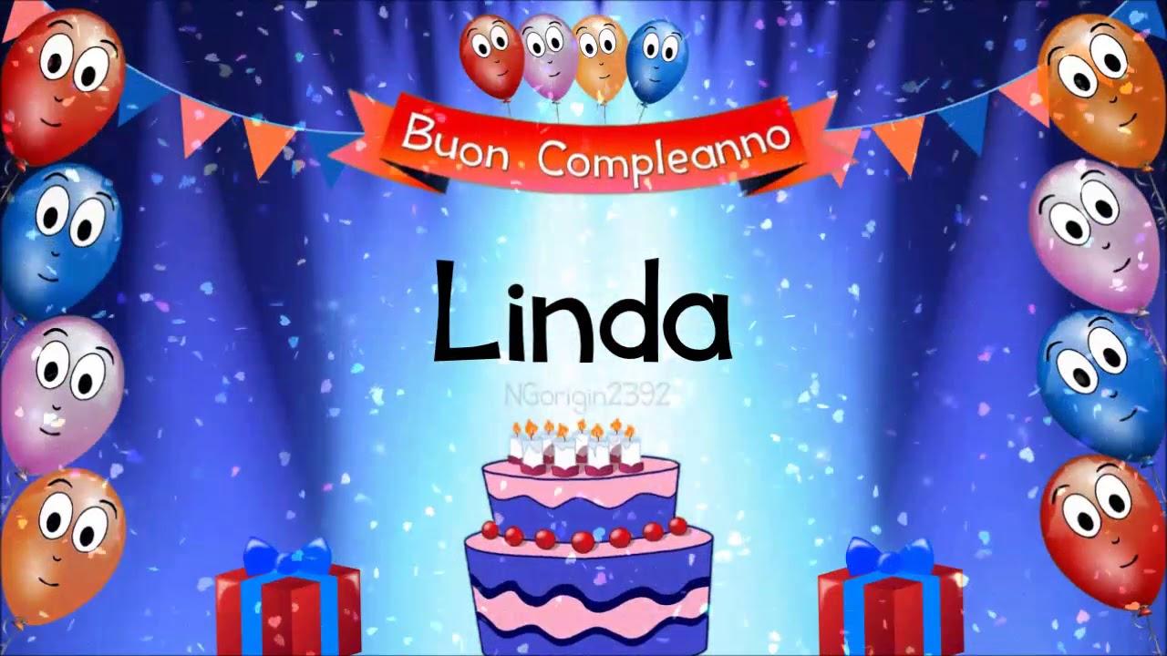 Tanti auguri di buon compleanno Linda!   YouTube