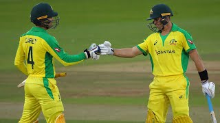 Carey, Labuschagne shine in T20 warm-up games | Tour of England 2020