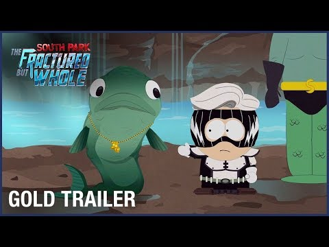 South Park: The Fractured But Whole: Game Is Gold  | Official Trailer