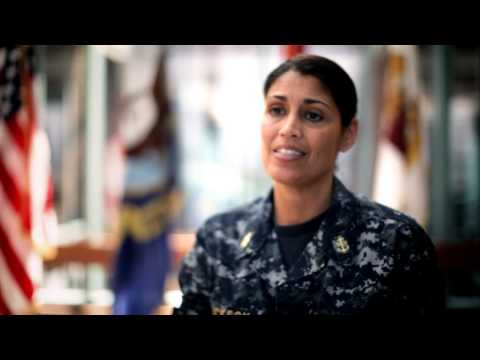 Navy Reserve Stories: Michelle McKeon