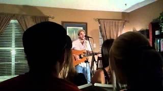 J Wagner @ Evergreen House Concert - Boerne