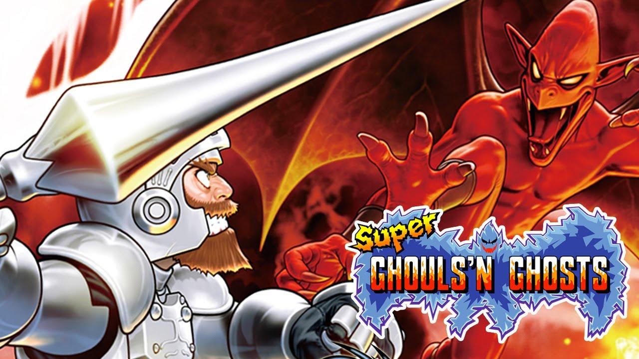 Resultado de imagen para Super Ghouls 'N Ghosts gba