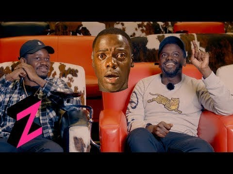 Daniel Kaluuya talks Black Panther, Crazy Moments on Set & more - Your Flicks & Chill Ep 2