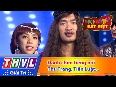 THVL   Danh hài đất Việt - Tập 48: Danh chìm tiếng nổi - Cát Phượng, Thu Trang, Tiến Luật...