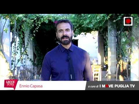 La nobile bellezza di Lecce. Ennio Capasa per Lecce Capitale Europea della Cultura 2019