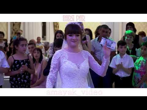 Армянская свадьба в Майкопе /Танец невесты / Harsi Par / NEW / 2019