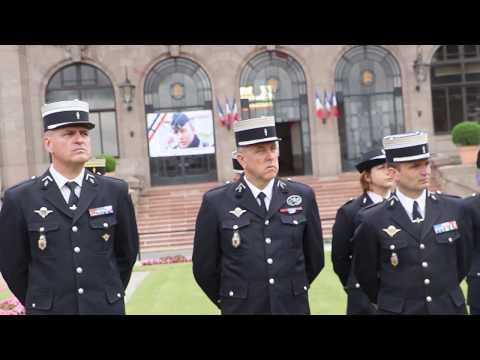 Marcq Honore Le Colonel Arnaud BELTRAME