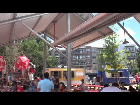 Austin's Food Truck Park:   Barton Springs Picnic
