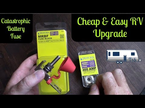 How To Install A Catastrophic Mrbf Fuse Mounted On A