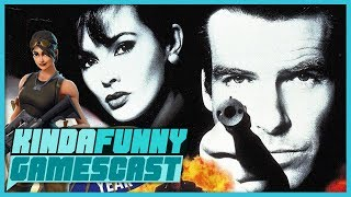 Fortnite is Someone's GoldenEye 64 - Kinda Funny Gamescast Ep. 190