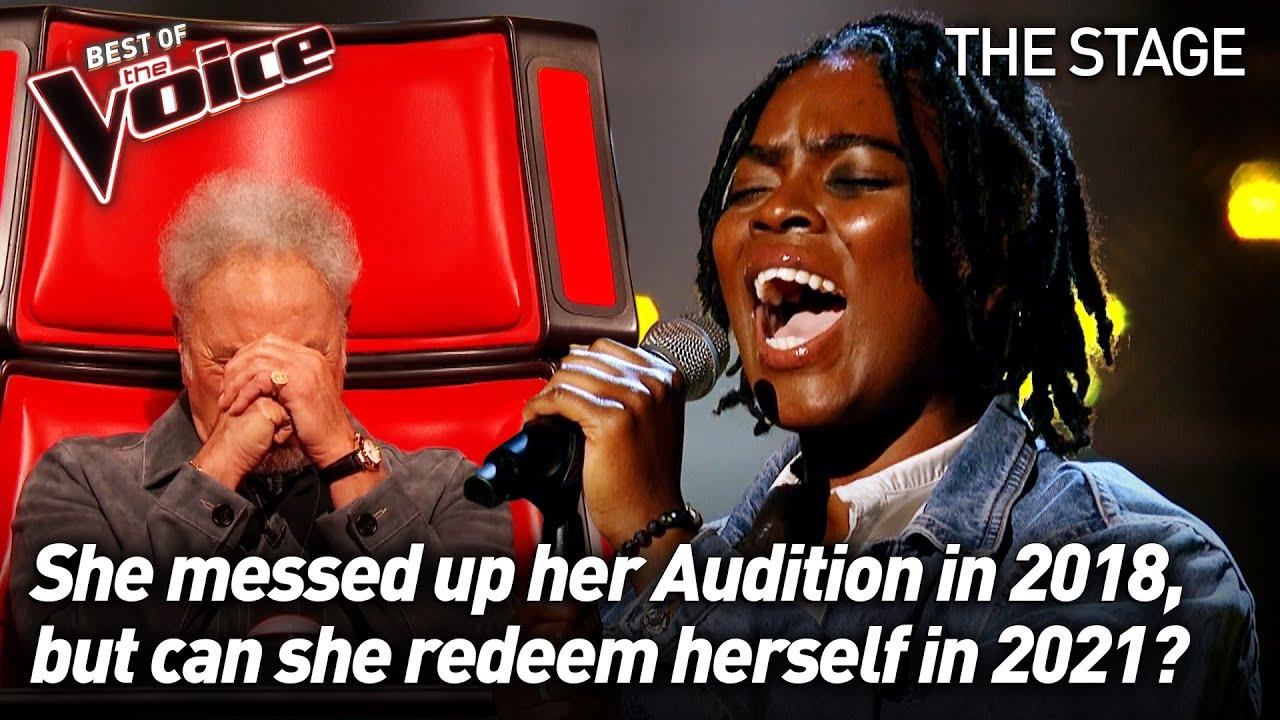 Janel Antoneshia sings 'Love & Hate' by Michael Kiwanuka | The Voice Stage #71