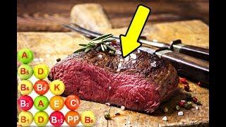 Мясо каких животных самое полезное для человека?
