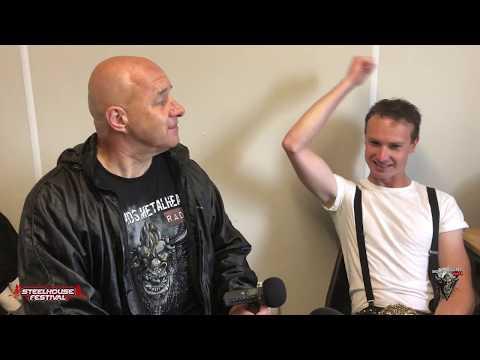 Aaron Buchanan & The Cult Classics Interview @ Steelhouse Festival 2018