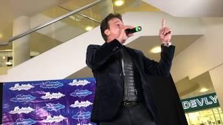 Fernando Allende en showcase y firma de autógrafos - Mixup Pabellón Polanco