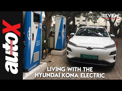 Living with the Hyundai Kona Electric in India | autoX