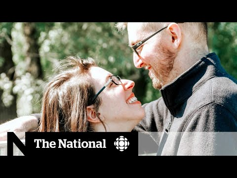 CBC News: The National: Newlyweds both battle rare form cancer