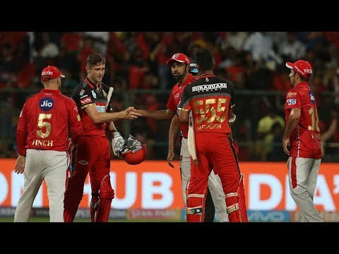 RCB vs KXIP | VIVO IPL 2018 | Match 8 | RCB WIN BY 4 WICKETS WITH 3 BALLS | Match Analysis