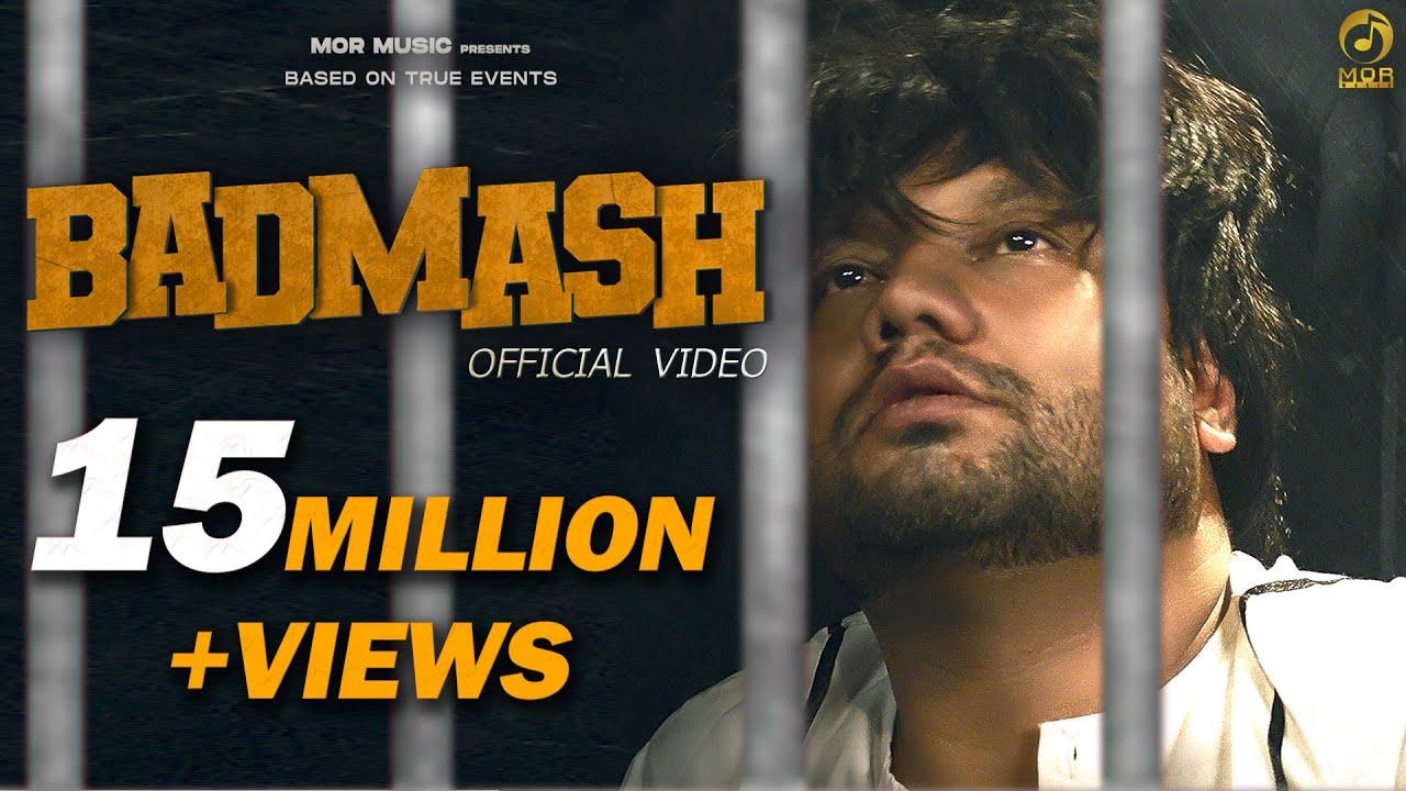 Badmash Bolu Su (Official Video) || KD - Desi Rock || Rap Song || New Haryanvi Song 2021 | Mor Music