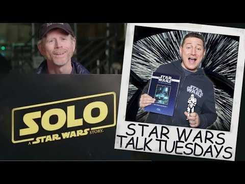 Han Solo Movie Gets Title, Is Luke Afraid Of His Own Power? Star Wars Talk Tuesdays
