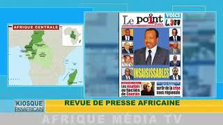 KIOSQUE PANAFRICAIN DU 12 11 2019